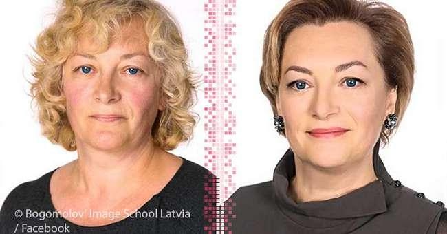 Просто «вау»! Стилист из Литвы доказывает, что женщины прекрасны в любом возрасте