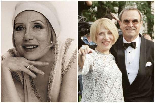 50 лет душа в душу. Магия брака Инны Чуриковой