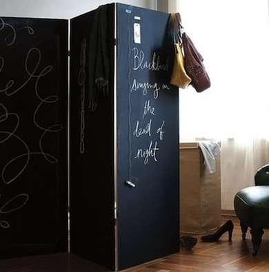 Зонируем комнату: 8 декоративных перегородок, которые вы можете сделать своими руками