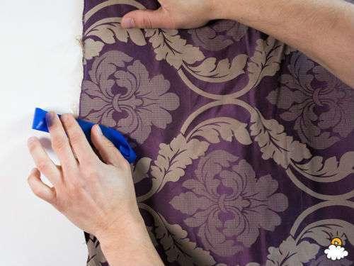 Как сделать великолепные обои собственными руками