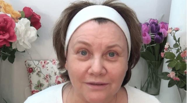 Пример возрастного макияжа. Как сделать пошагово
