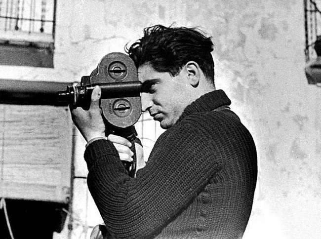 Герда Таро, первая военная фотокорреспондентка: стать легендой за одиннадцать месяцев карьеры