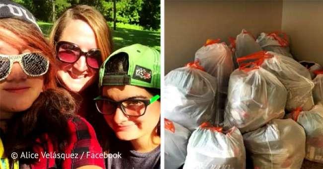 Мама, уставшая от бардака в детской, придумала, как заставить детей убираться