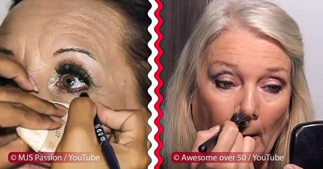5 распространенных ошибок в макияже женщин за 50, которые заставляют их выглядеть старше