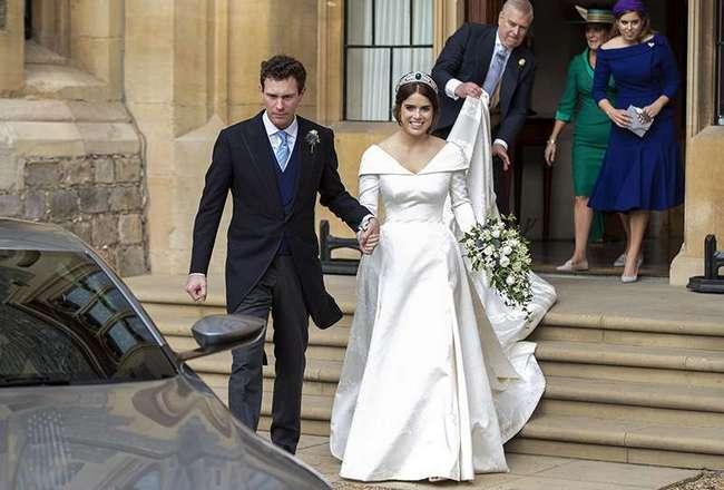 -Украла у неё праздник-: Меган Маркл осудили за то, что она объявила о беременности в день свадьбы принцессы Евгении