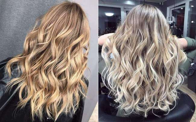 Окрашивание волос балаяж: техника выполнения, особенности, отзывы