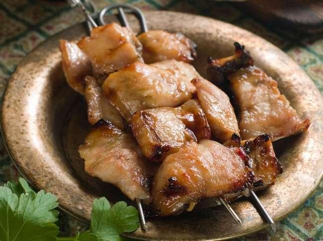 Шашлык из щуки: рецепт приготовления с фото