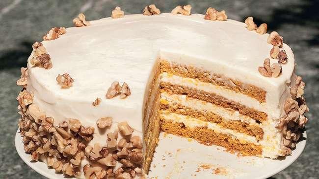 Бисквитный торт с крем-чизом: лучшие рецепты