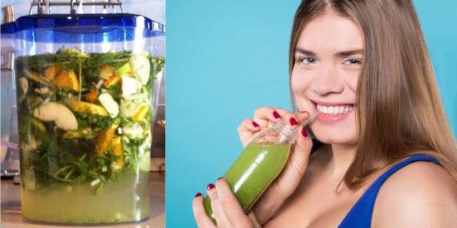 Рецепт напитка с лимоном для похудения