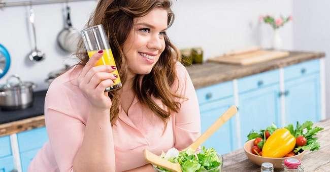 Как нормализовать вес без жестких ограничений в пище . Милая Я