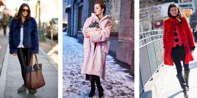 Как носить шубу, чтобы не выглядеть «деревней»: 5 стильных образов грядущей зимы