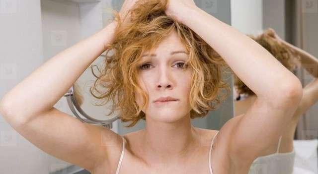 Способы снятия статического электричества с волос