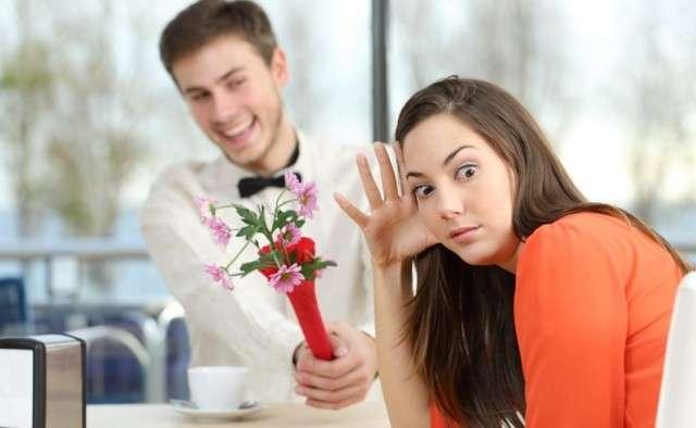 Правила первого свидания для женщин