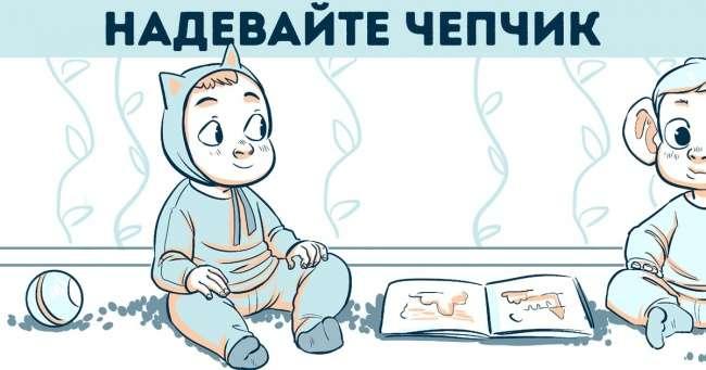 14бабушкиных советов, которые вводят вступор молодых мам