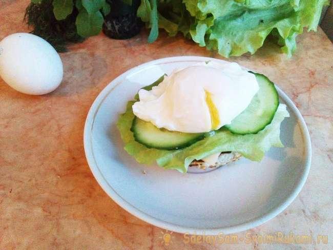 Как просто приготовить яйцо пашот