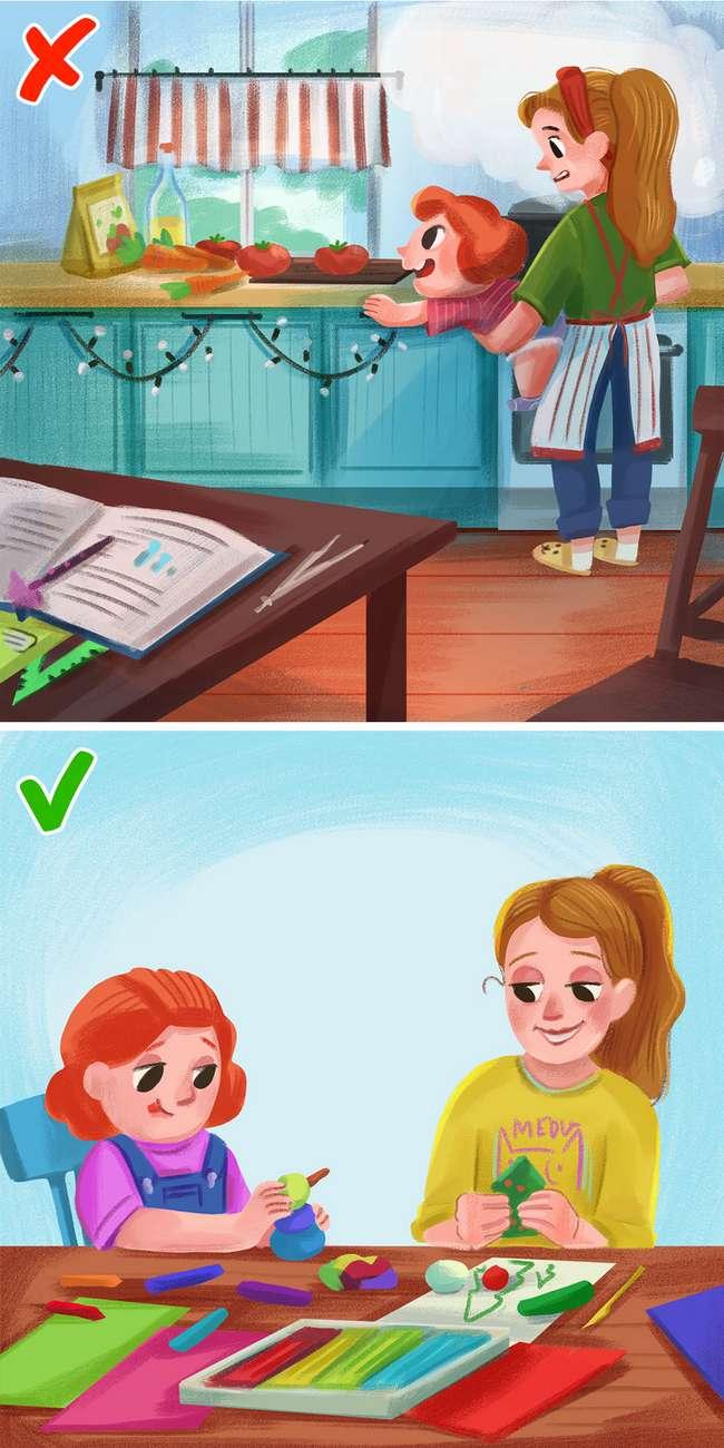 9ошибок ввоспитании девочек, которые, ксожалению, являются для нас нормой