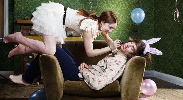 Смешные истории о совместной жизни влюбленных