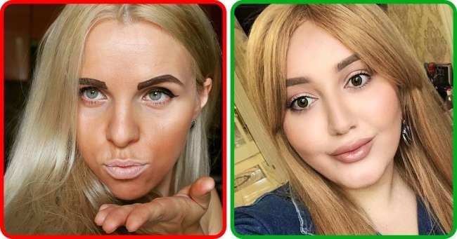 12ошибок, из-за которых макияж выглядит неаккуратно идешево