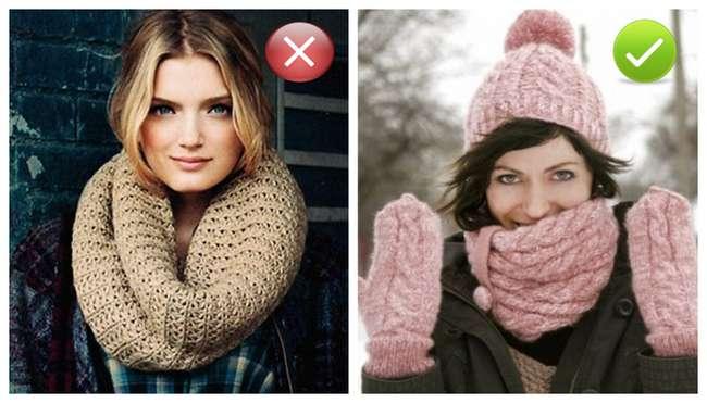 5 советов, как не замерзнуть зимой, даже если в планы не входит пополнение гардероба
