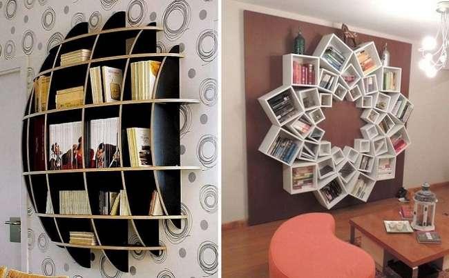 Дизайнерские полки, которые станут настоящей визитной карточкой дома
