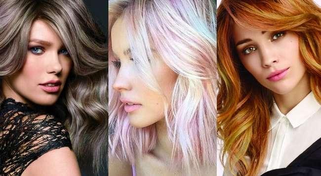 Как краситься будем? Холодный блонд, рыжий и другие тренды в окрашивании волос