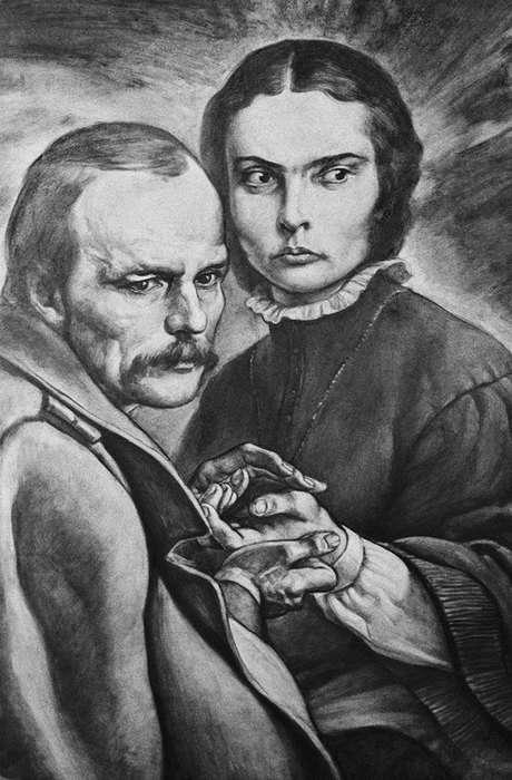 Недолгая несчастливая жизнь. Федор Достоевский и Мария Исаева