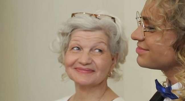 -Дедушка Мороз моложе Снегурочки?- 38-летний Гоген Солнцев помирился с 63-летней женой
