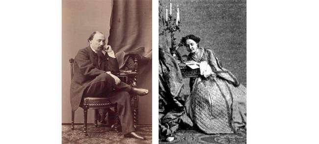 Феклуша, последняя любовь Некрасова, которую он выиграл в карты