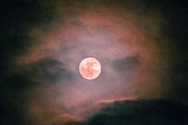 Когда будет кровавая Луна в 2019 году