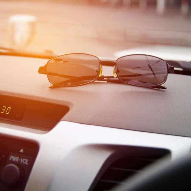 Что не стоит оставлять зимой в автомобиле? 10 вещей