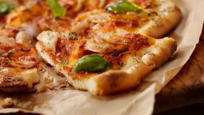 Как правильно разогреть пиццу