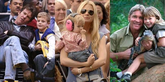 Дети знаменитостей, и кем они стали