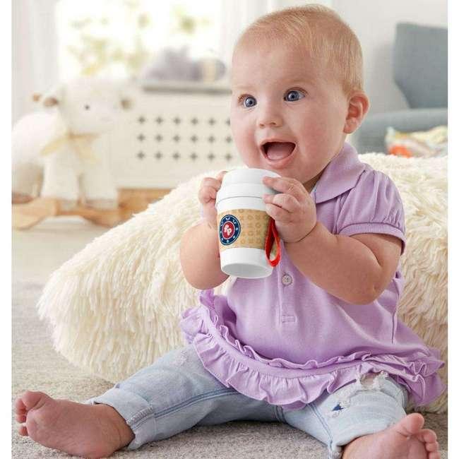 Как кофеин действует на новорожденных? Эксперимент с неожиданными результатами