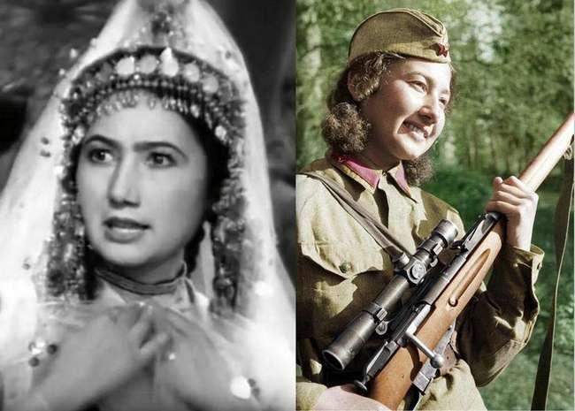 Десять русских женщин, которые были лучшими снайперами Второй мировой войны