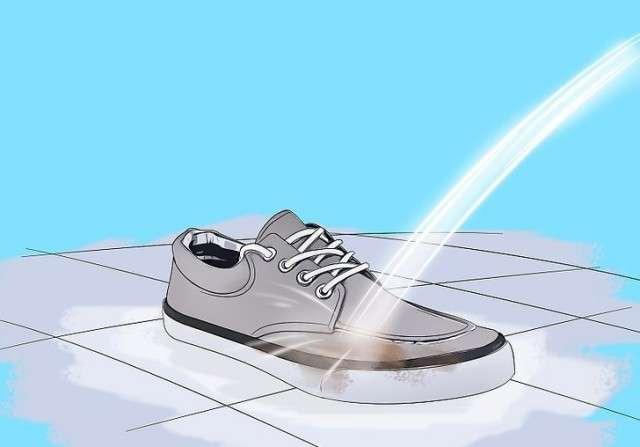 Как правильно сушить обувь