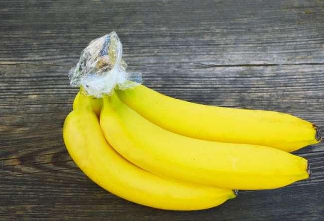 Как хранить бананы дома правильно, чтобы они не чернели