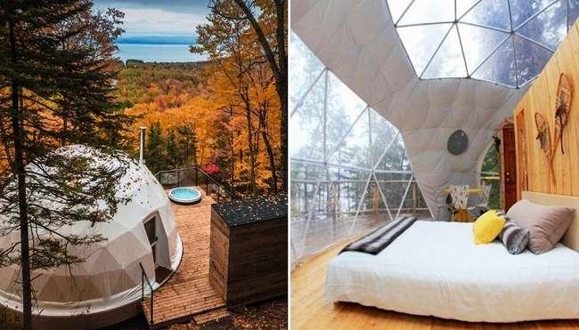 Палатки со всеми удобствами, или Как комфортно отдохнуть современному эко-туристу