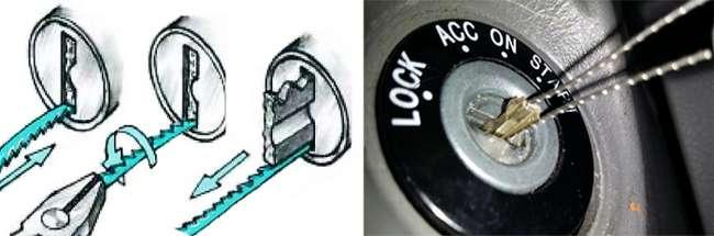 Ключ сломался в замке: 3 верных способа, как его вытащить