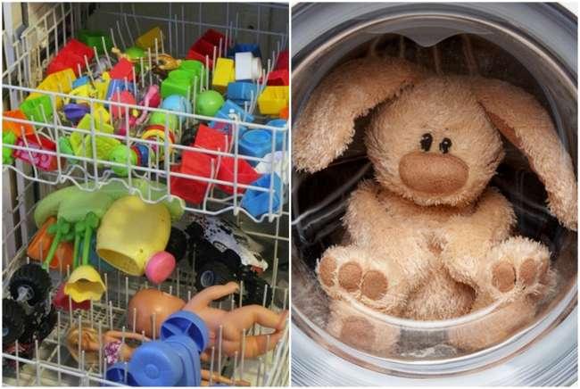15 -проблемных- мест, о которых часто забывают во время уборки