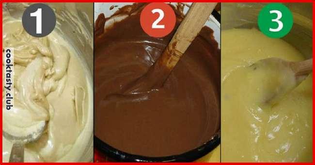 ТОП-3 крема для десертов