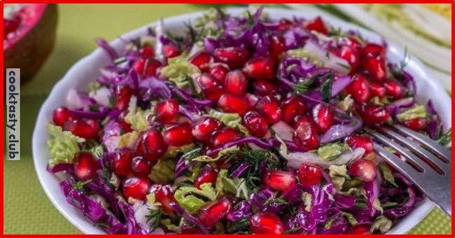 ТОП-5 салатов для стройных женщин