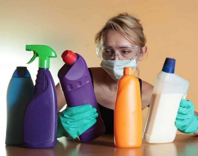 Химическое оружие в вашей ванной: когда чистящие средства становятся опасными