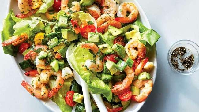 Ассорти из морепродуктов: рецепты, описание приготовления и список ингредиентов