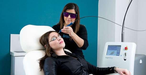 Как убрать сосудистую сетку на лице: методики лечения и профилактика повторного появления