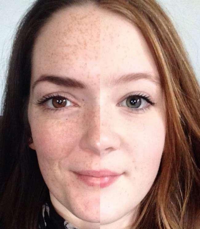 Невероятное сходство мамы и дочки и другие 9 фотографий для сравнения