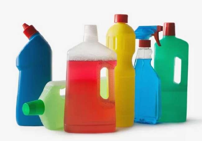 Какие средства бытовой химии ни в коем случае нельзя смешивать между собой изоражения