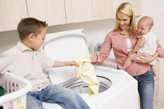 Вы этого не знали: 15 вещей, которые можно положить в стиральную машину