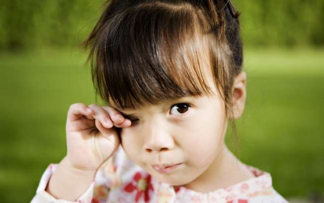 Чешется правый глаз: значение приметы по дням недели