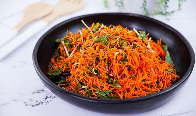 Индийские салаты: рецепты с фото