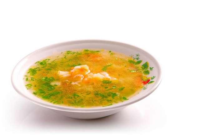 Как сварить диетический куриный суп